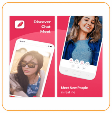 Tickle – An awesome dating app