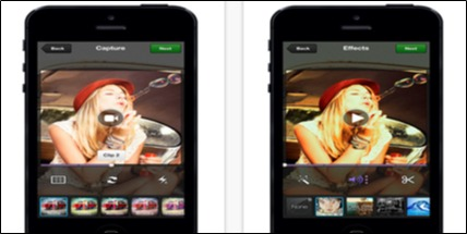 Features of Video sharing app
